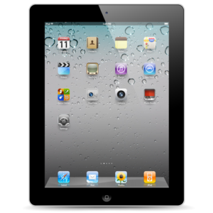 ipad 2 cracked screen