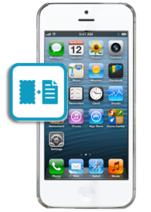 iphone 5 data recovery