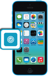 iphone 5c front camera repair