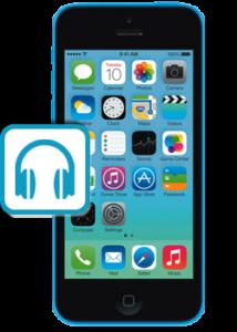 iphone 5c headphone replacement