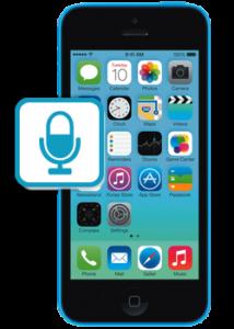 iphone 5c microphone repair