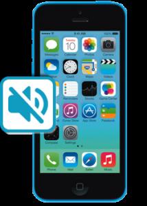 iphone 5c mute swich