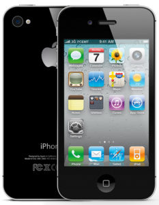 iPhone4Black