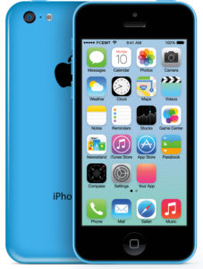iPhone5CBlue